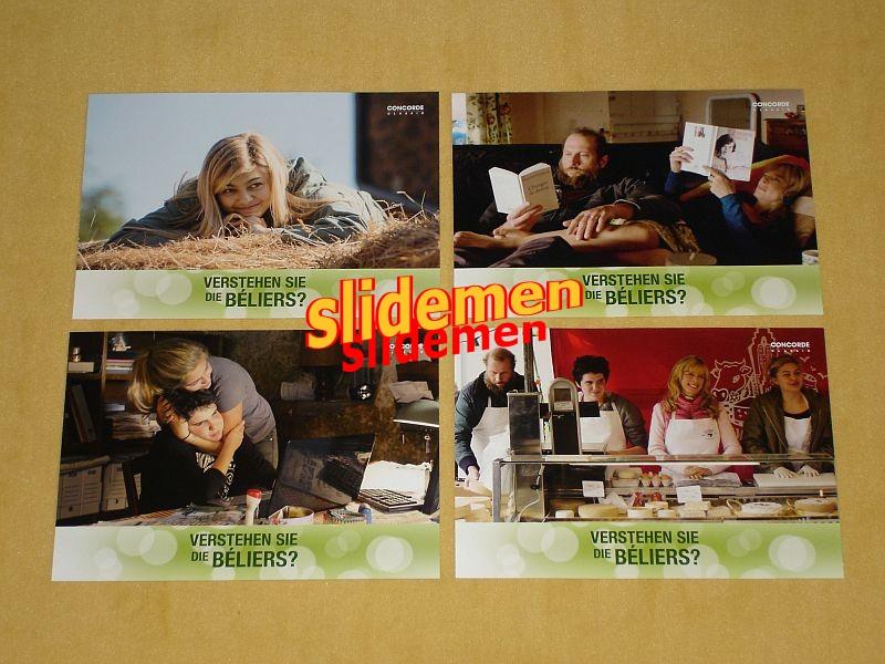 the belier family la famille belier lobby cards set karin viard ebay. Black Bedroom Furniture Sets. Home Design Ideas